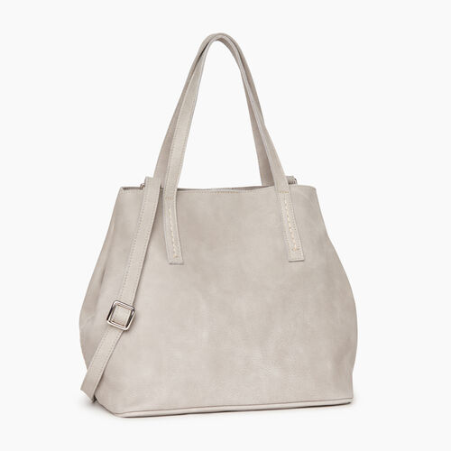Roots-Leather Totes-Amelia Tote-Sterling Grey-A
