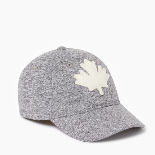 Roots-Kids Our Favourite New Arrivals-Toddler Canada Baseball Cap-Salt & Pepper-A