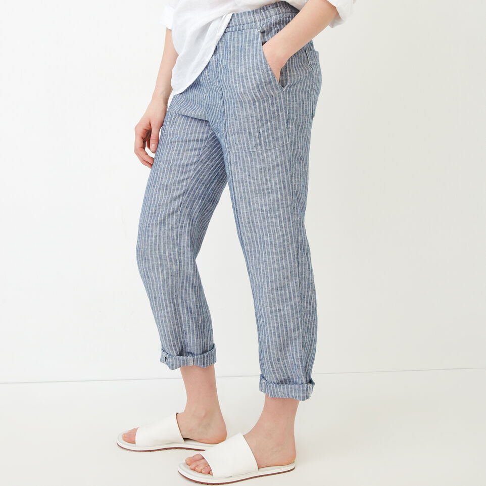 Roots-Women Our Favourite New Arrivals-Sadie Pant-Eclipse-C