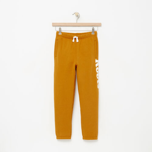 Roots-Clearance Kids-Boys Roots Remix Sweatpant-Lemieux Gold-A