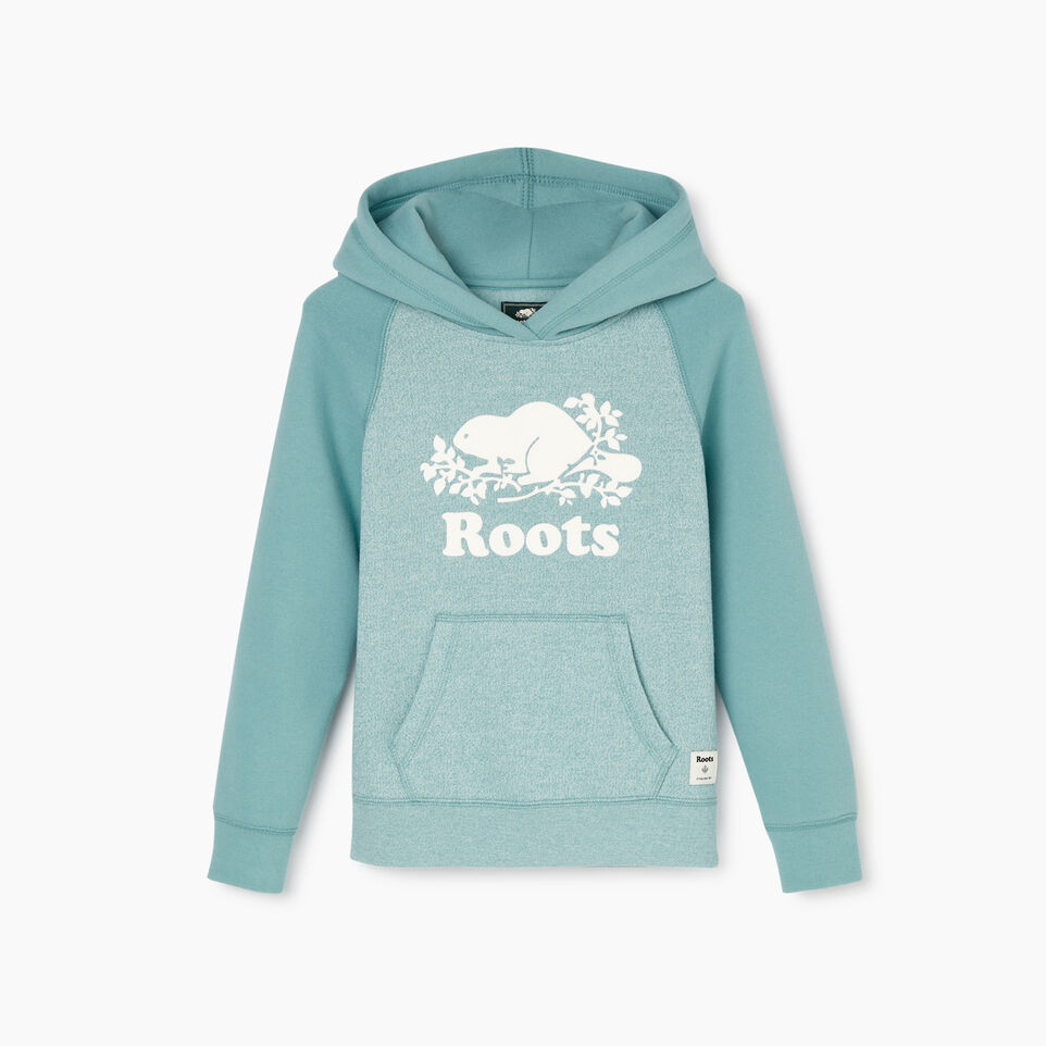 Roots-undefined-Girls Original Kanga Hoody-undefined-B