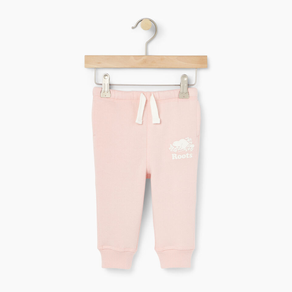 Roots-undefined-Baby Fleece Sweatpant-undefined-A