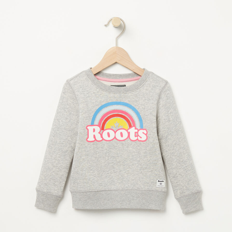 Roots-undefined-Toddler Cooper Rainbow Crew-undefined-A