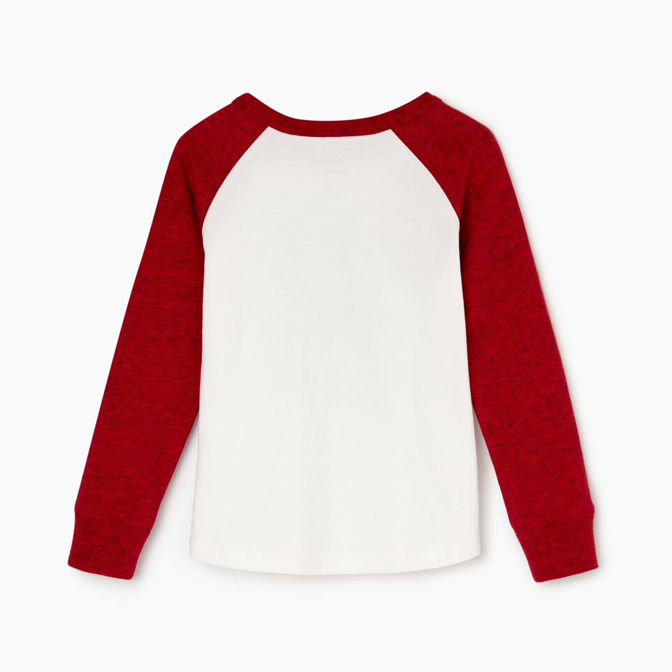 Roots-undefined-Toddler Classic Raglan T-shirt-undefined-B