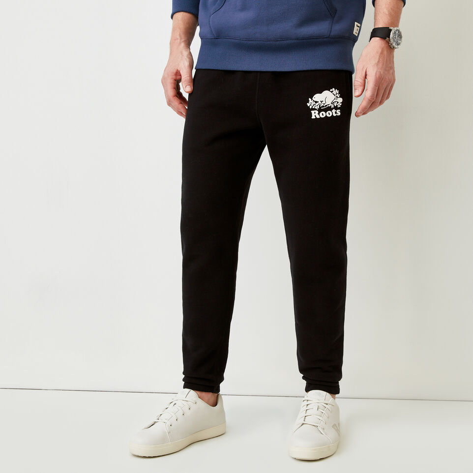 Roots-undefined-Park Slim Open Bottom Sweatpant-undefined-A