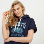 Roots-New For March Rba Collection-RBA Hooded Dress-Navy Blazer-E