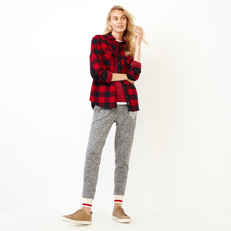 Roots-undefined-Cabin Sweater Fleece Slim Pant-undefined-B