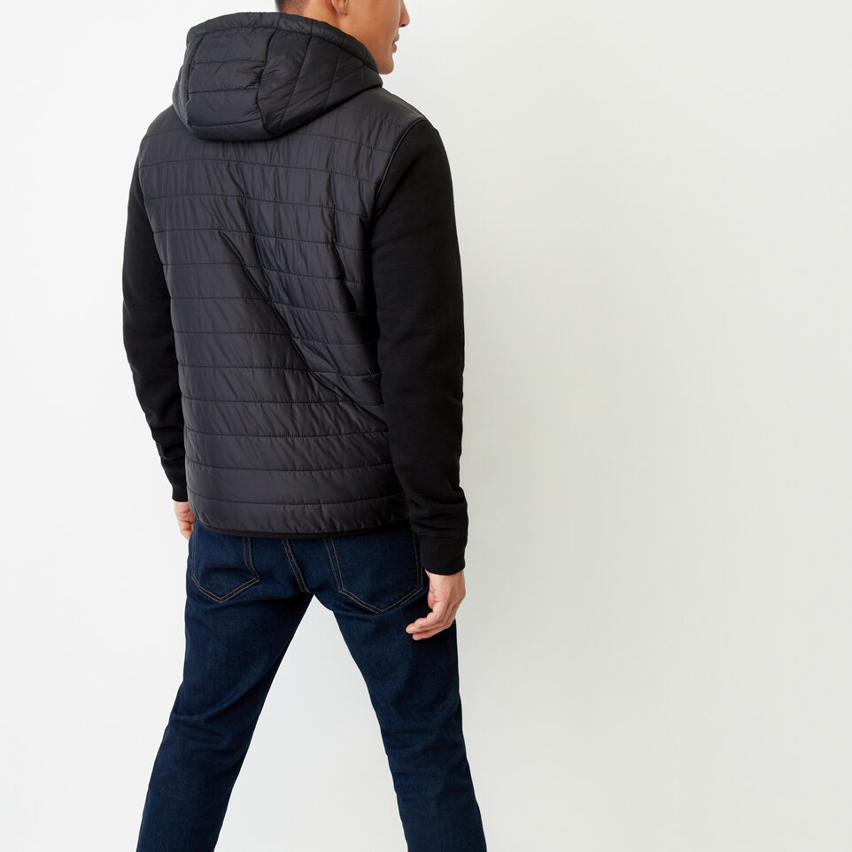 Roots-undefined-Roots Hybrid Hooded Jacket-undefined-D