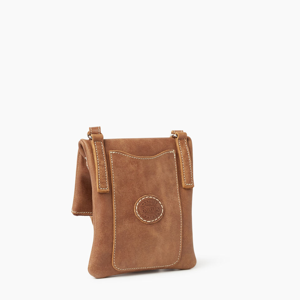 Roots-Leather New Arrivals-Small Jessie Tribe-Natural-C