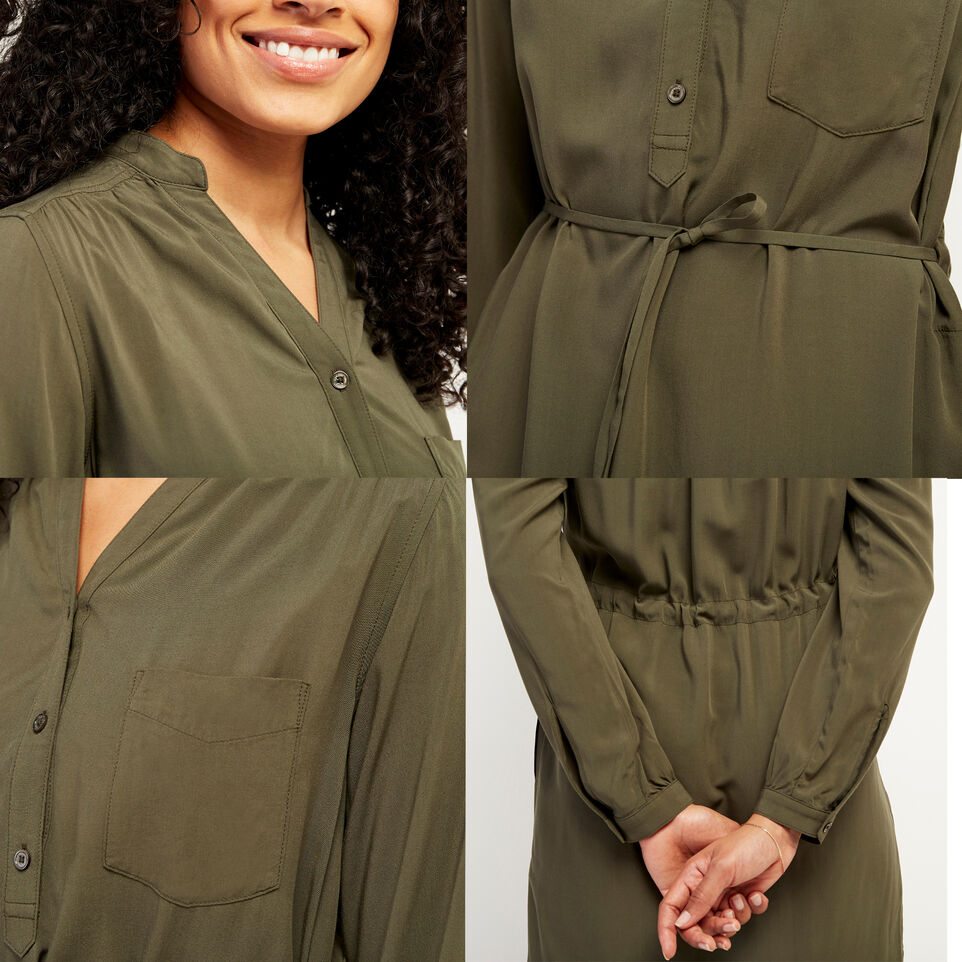 Roots-undefined-Rosetown Rayon Dress-undefined-F
