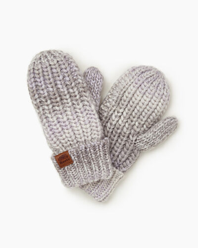Roots-Sale Toddler-Toddler Sparkle Mitten-Grey Mix-A