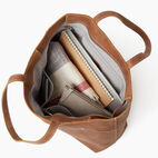 Roots-Leather New Arrivals-Westmount Tote Tribe-Natural-D