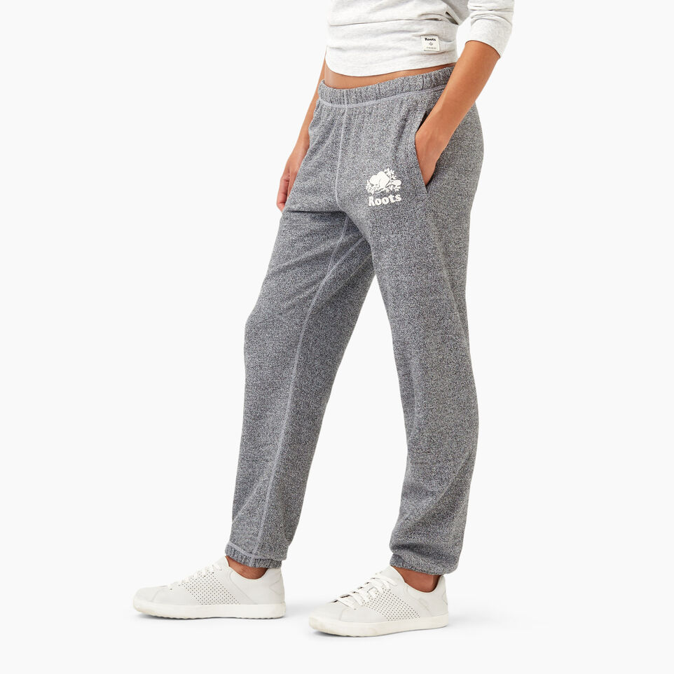 Roots-undefined-Roots Salt and Pepper Original Sweatpant Short-undefined-C