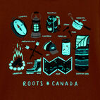 Roots-undefined-Toddler Aop Glow In The Dark T-shirt-undefined-C