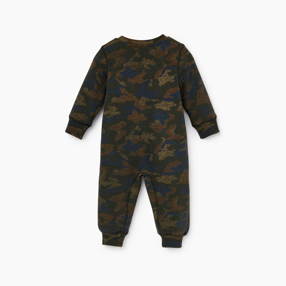Roots-undefined-Baby Cooper Beaver Romper-undefined-B