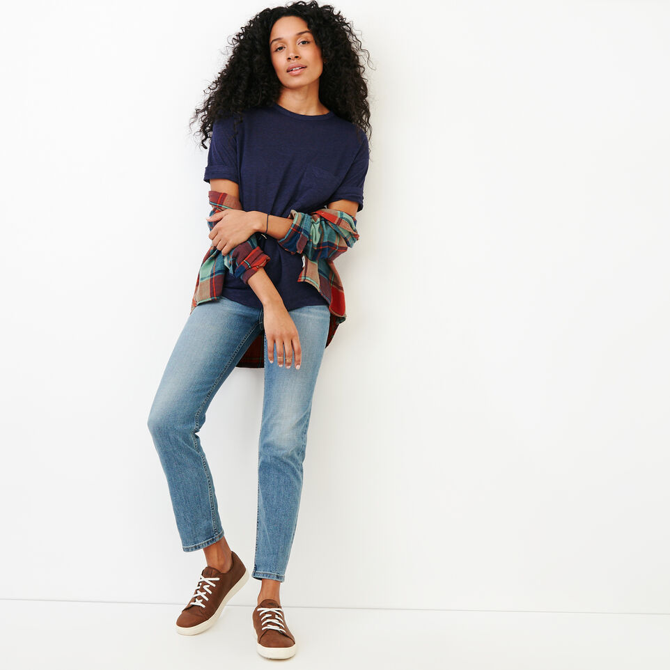Roots-Women Our Favourite New Arrivals-Sara Top-Eclipse-B