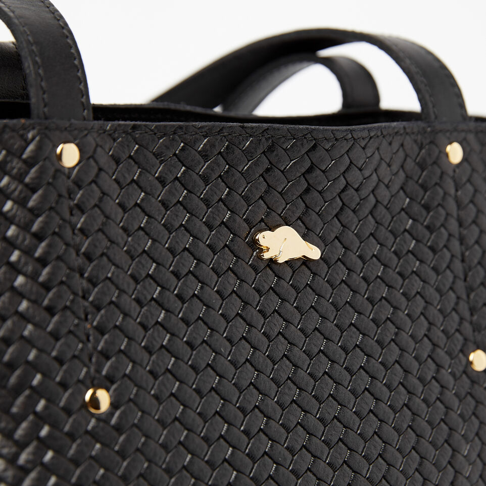 Roots-undefined-Downtown Zip Tote Woven Tribe-undefined-D