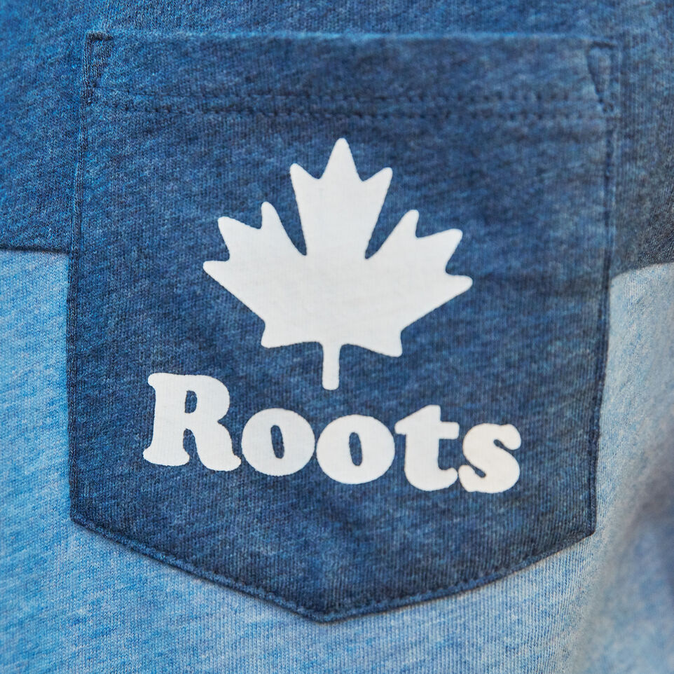 Roots-undefined-Boys Colourblock T-Shirt-undefined-C