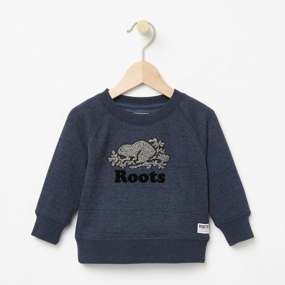 Roots-undefined-Baby Chenille Cooper Sweatshirt-undefined-A