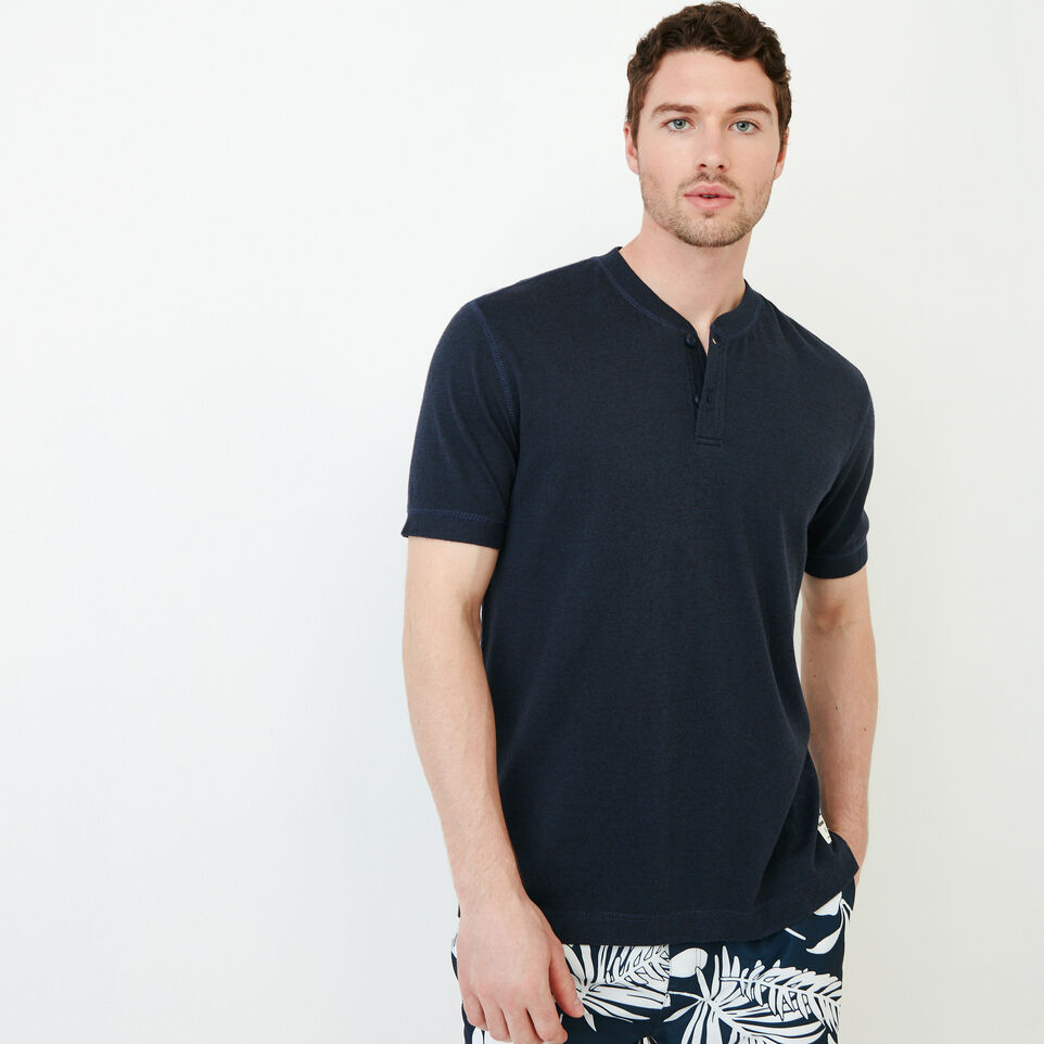 Roots-Men Our Favourite New Arrivals-Perfect Pepper Henley-undefined-A