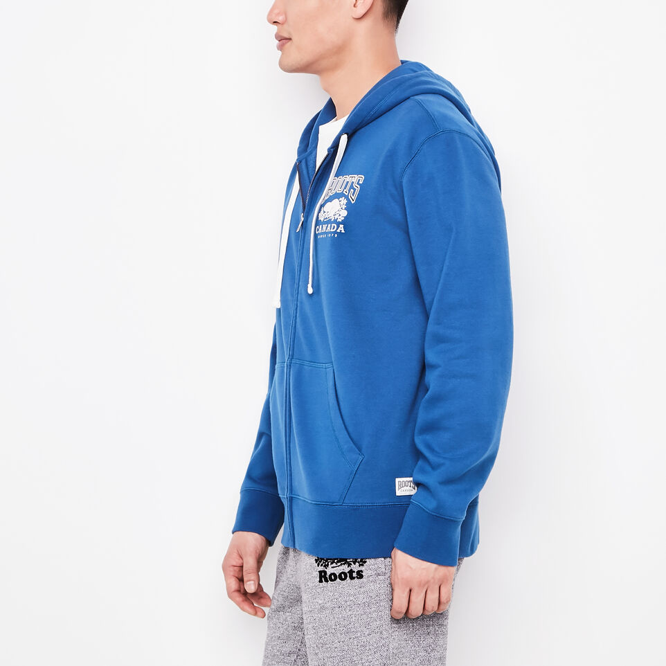 Roots-undefined-Classic Full Zip Hoody-undefined-B