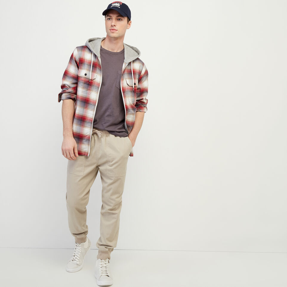 Roots-undefined-Watercombe Zip Shirt-undefined-B