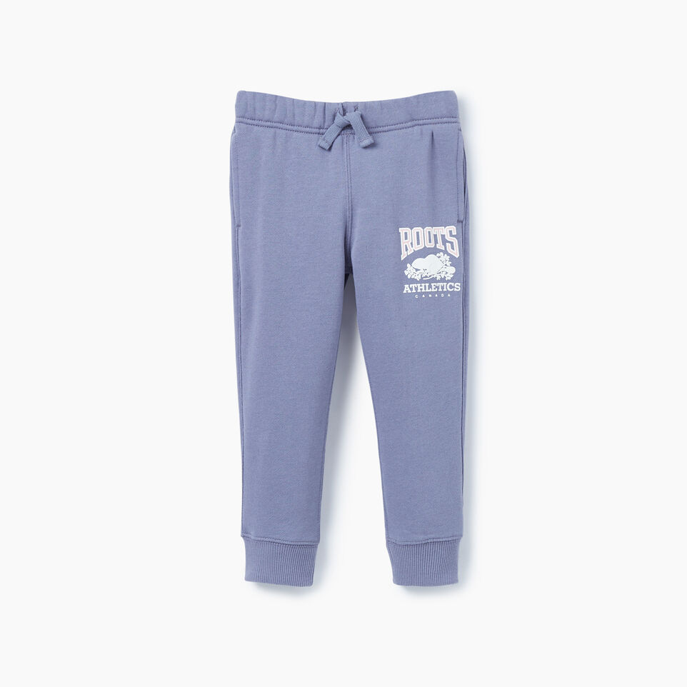 Roots-undefined-Toddler RBA Slim Cuff Sweatpant-undefined-A