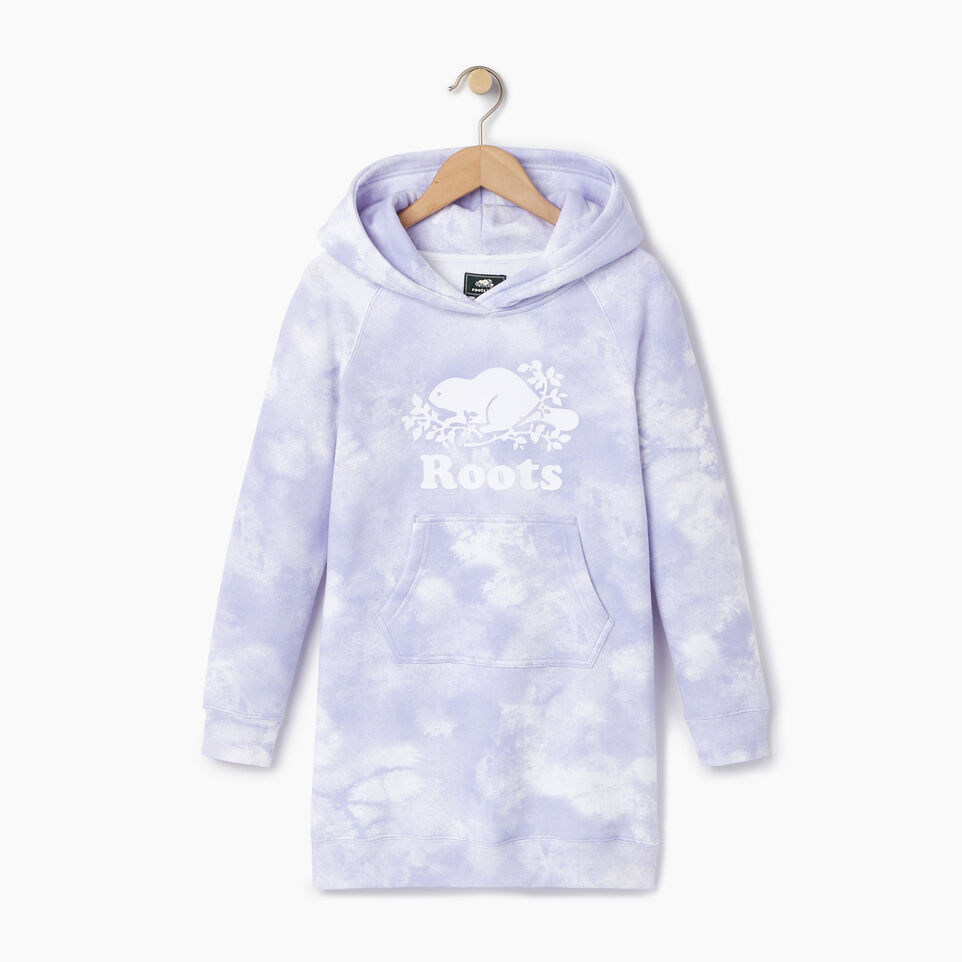 Roots-Kids Our Favourite New Arrivals-Girls Cloud Nine Dress-Thistle-A