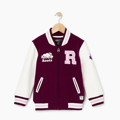 Roots-Kids Our Favourite New Arrivals-Toddler 2.0 Awards Jacket-Pickled Beet-A