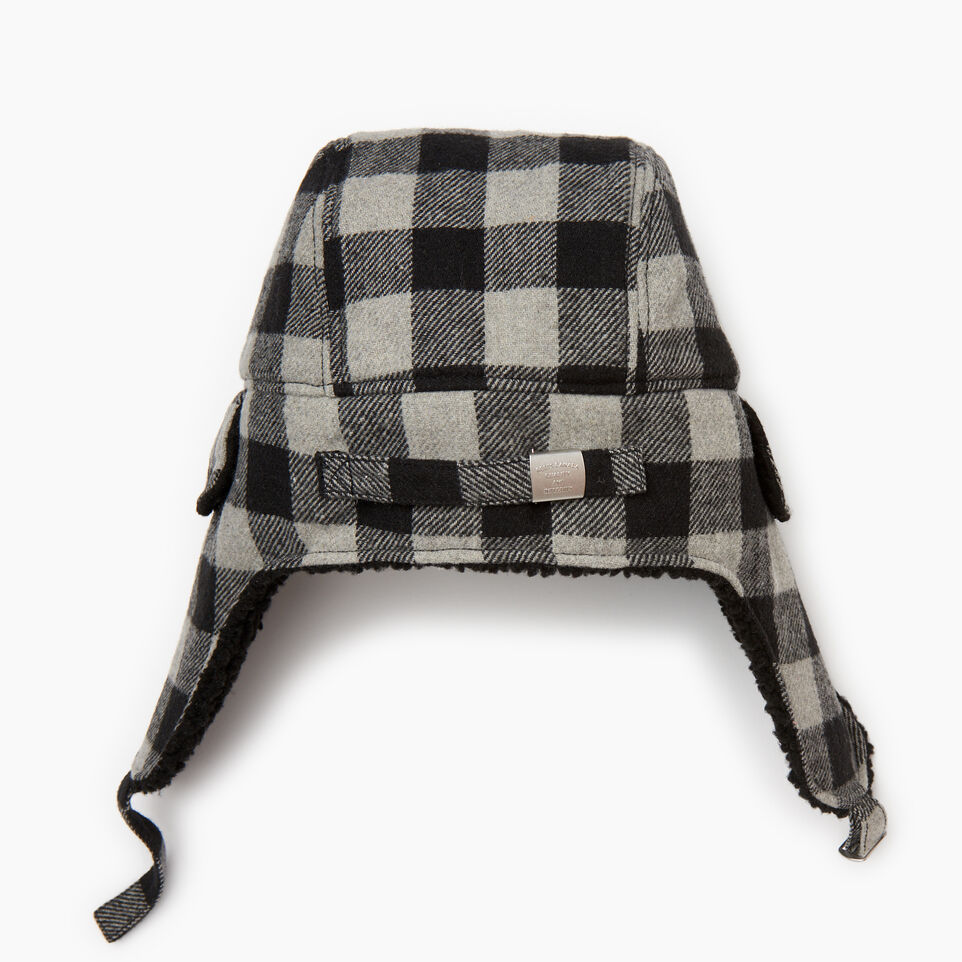 Roots-undefined-Roots Park Plaid Trapper Hat-undefined-E