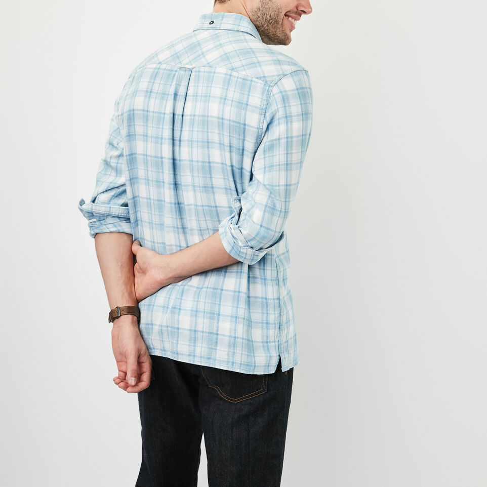 Roots-undefined-Waterway Indigo Shirt-undefined-D