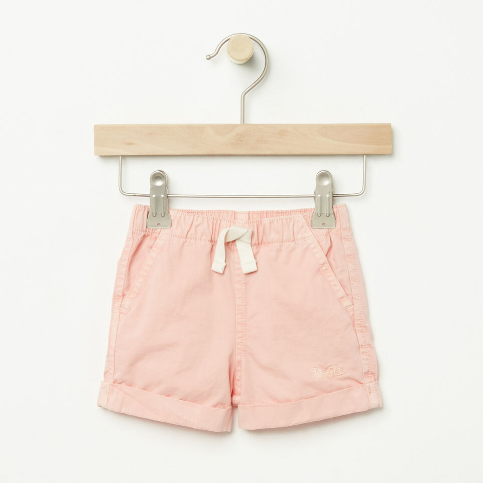Roots-undefined-Baby Pull On Short-undefined-A