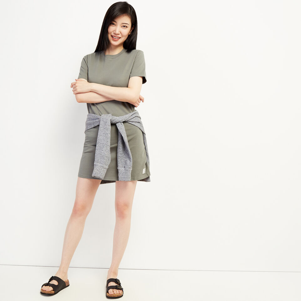 Roots-undefined-Eramosa T-shirt  Dress-undefined-B