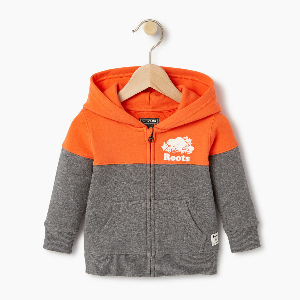 Roots-undefined-Baby Colour Block Cooper Hoody-undefined-A