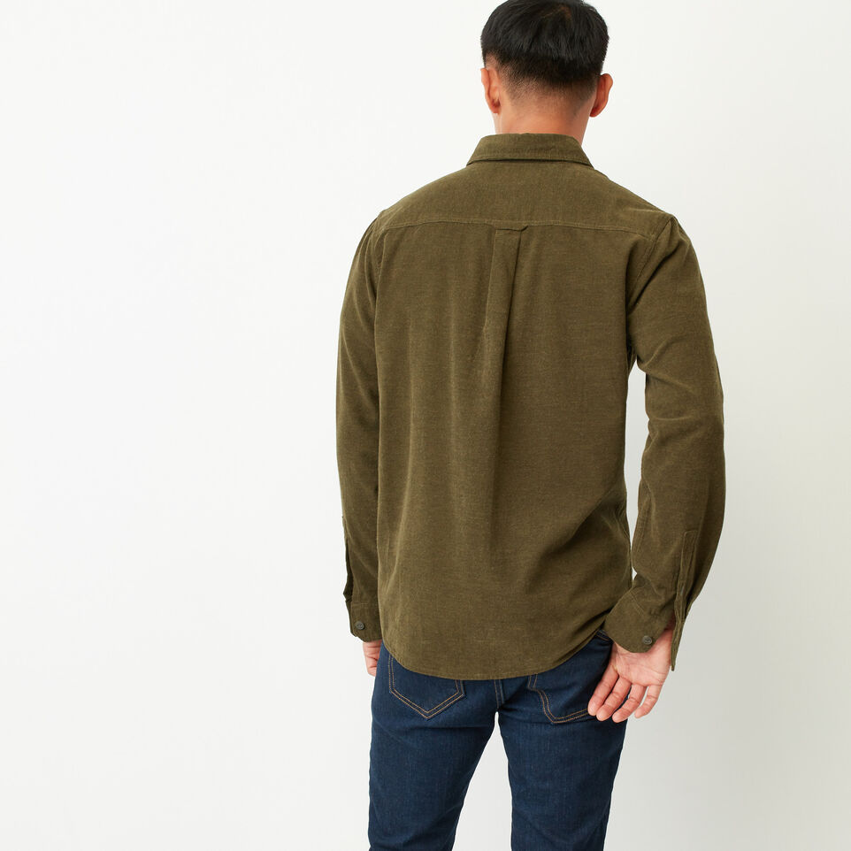 Roots-undefined-Yukon Corduroy Shirt-undefined-D