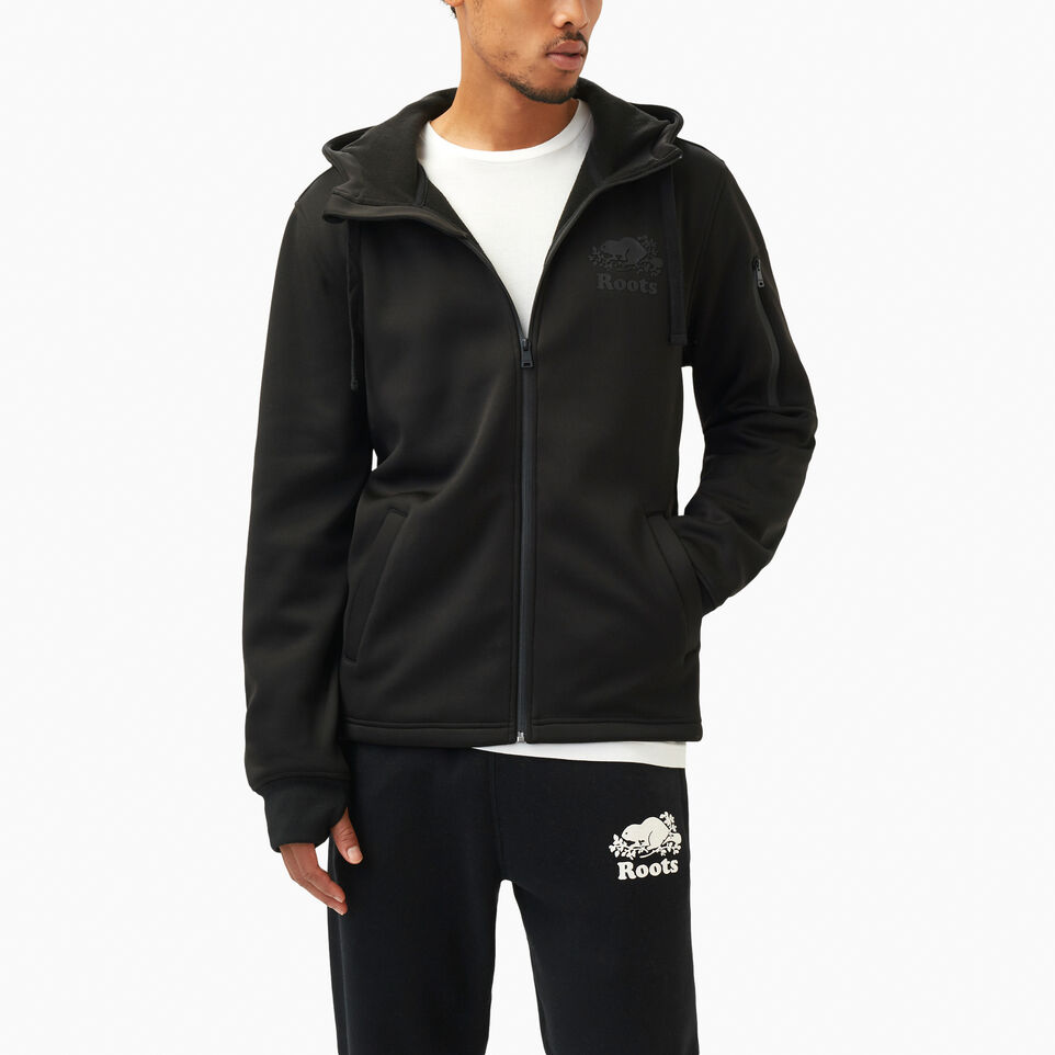 Roots-Logan Bonded Zip Hoody