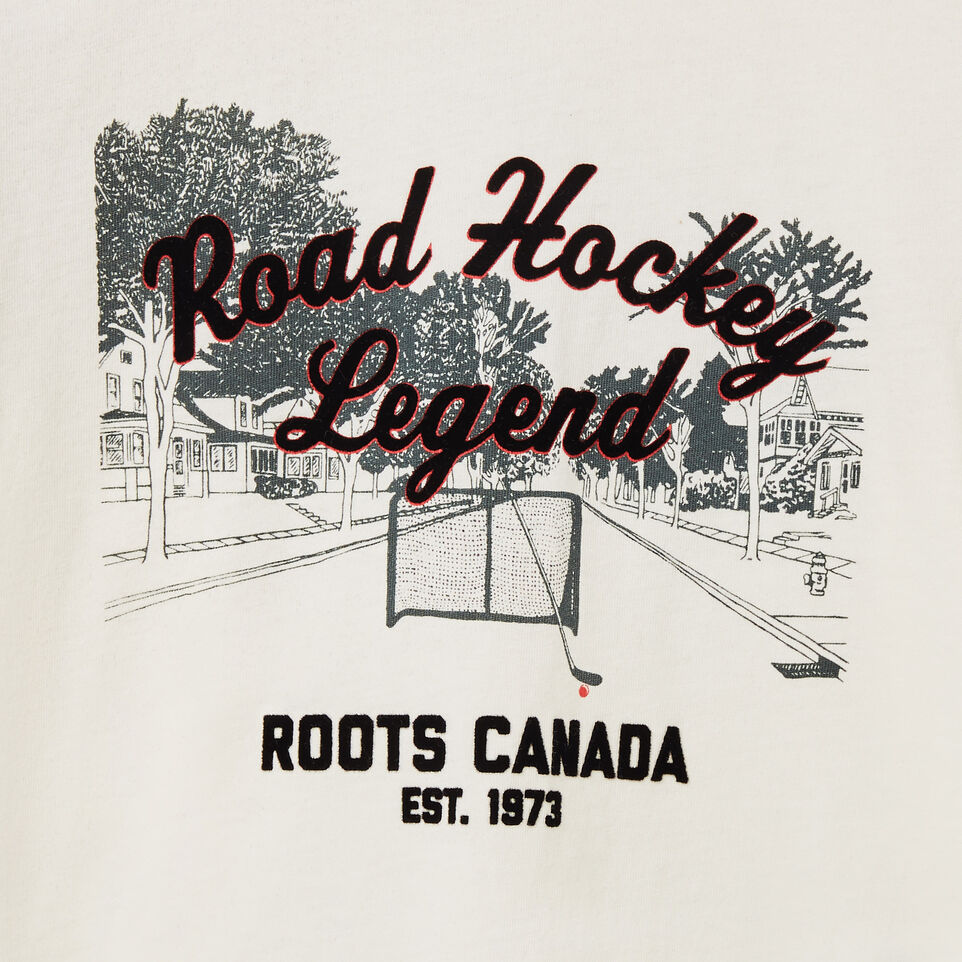 Roots-undefined-Toddler Road Hockey T-shirt-undefined-C