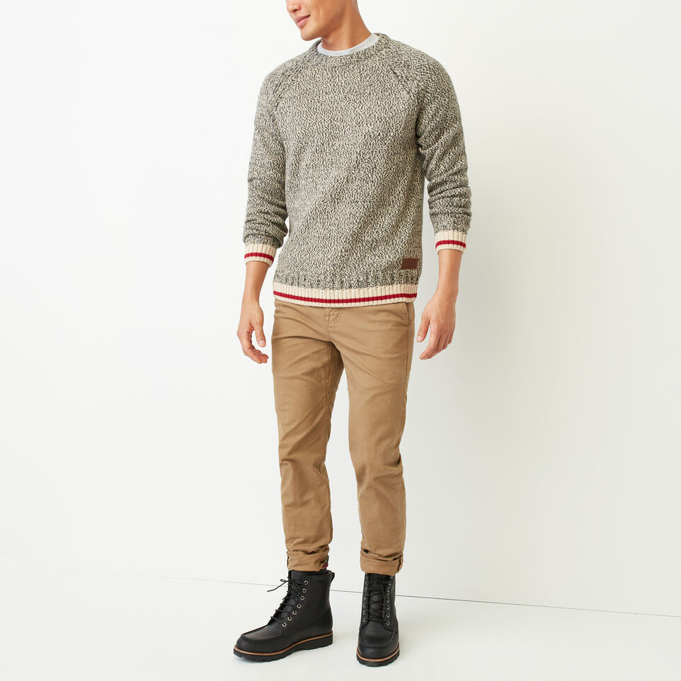 Roots-undefined-Roots Cotton Cabin Crew Sweatshirt-undefined-B