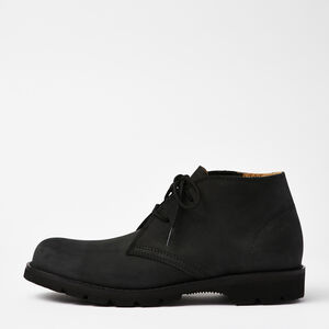 Roots-Soldes Chaussures-Bud Boot Bone Dry-Noir-A