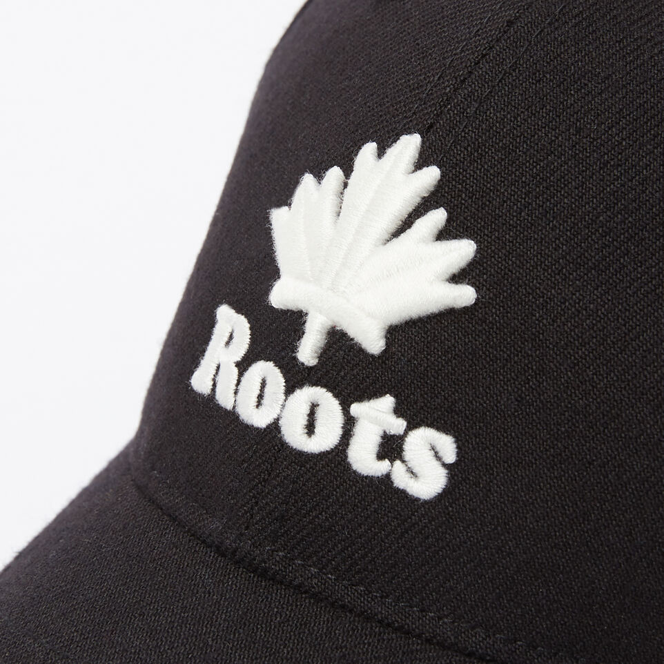 Roots-undefined-Toddler Modern Leaf Baseball Cap-undefined-C