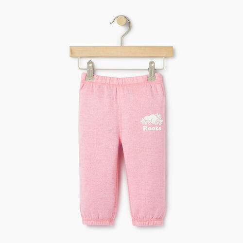 Roots-Clearance Kids-Baby Original Roots Sweatpant-Pastl Lavender Pper-A