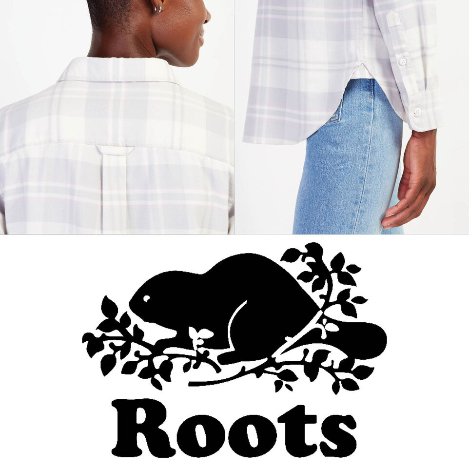 Roots-undefined-Journey Plaid Shirt-undefined-F