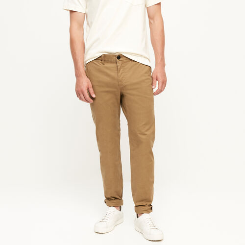 Roots-Men Categories-Kensington Chino Pant-British Khaki-A