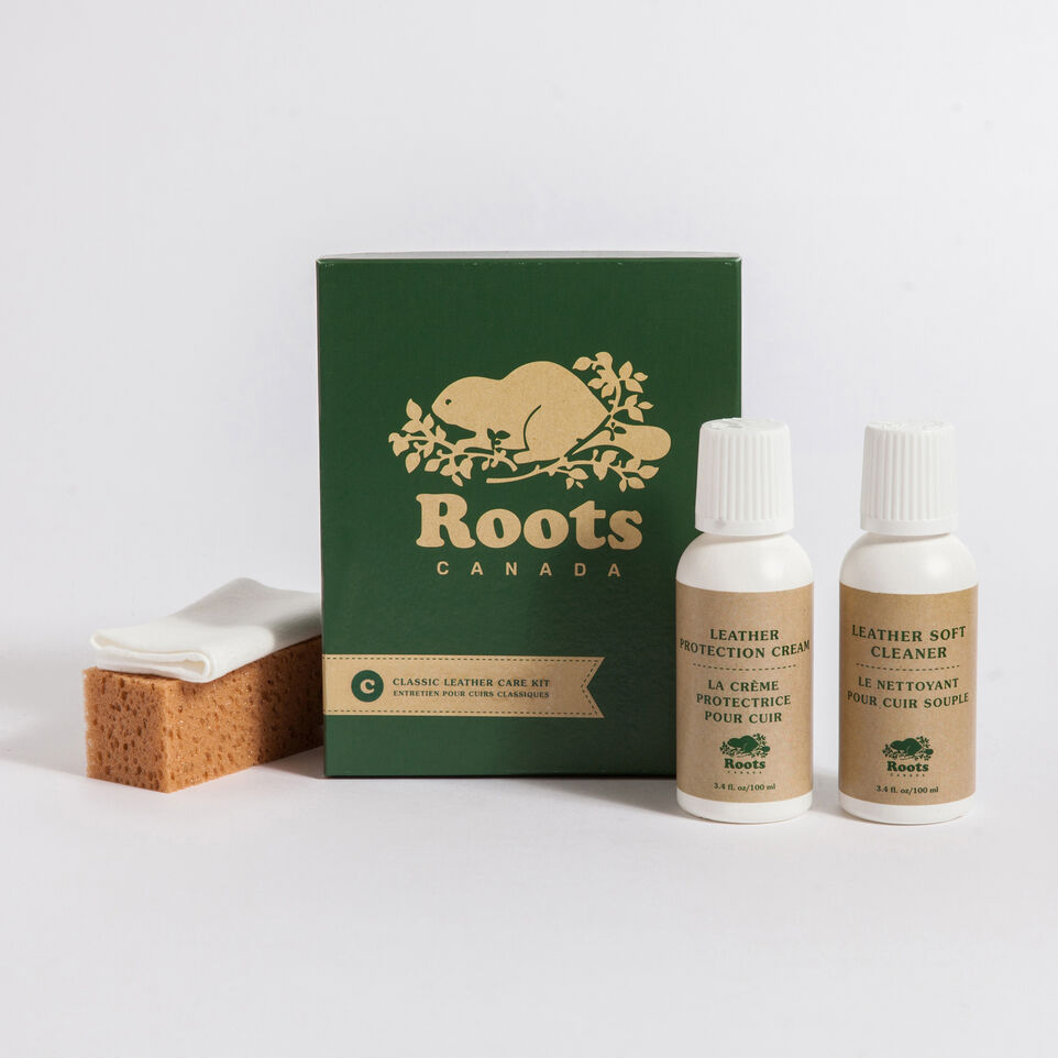 Roots-Leather Leather Care Products-Classic Leather Kit-Nocolor-A ... 8b1d822a9d