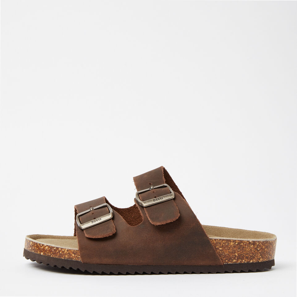 Roots-undefined-Mens Natural Roots 2 Strap Sandal-undefined-A