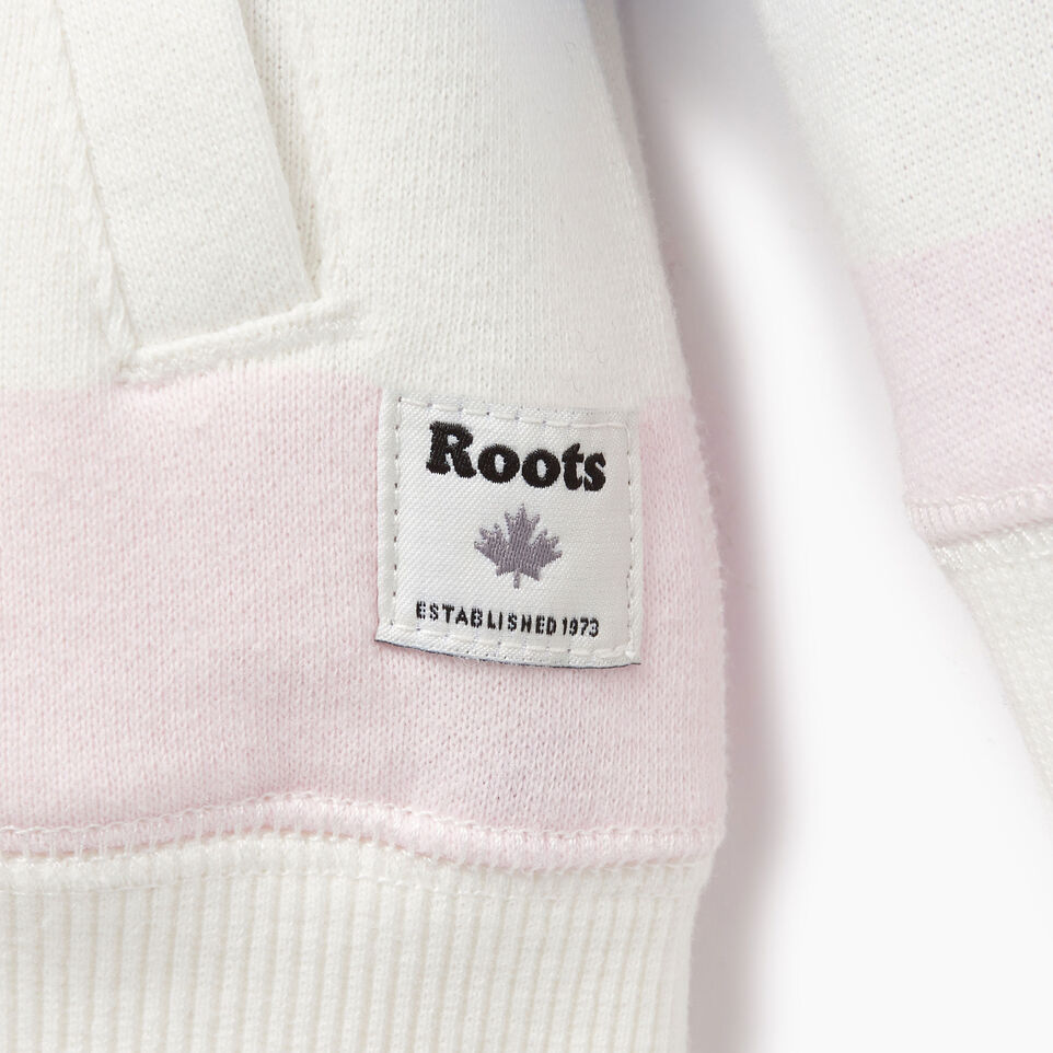 Roots-Kids Our Favourite New Arrivals-Toddler Ombre Stripe Full Zip Hoody-Ivory-C