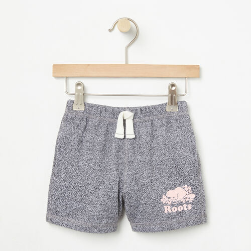 Roots-Kids Bottoms-Toddler Original Athletic Short-Salt & Pepper-A