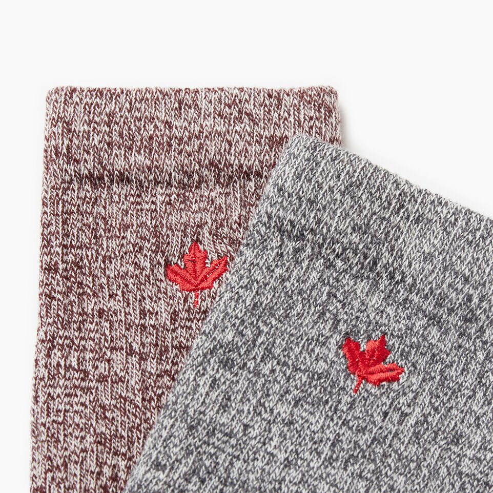 Roots-undefined-Mens Perfect Pepper Sock 2 pack-undefined-C