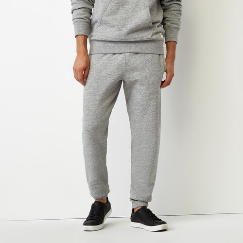 Roots-Winter Sale Men-80s Sweatpant-Grey Pepper Mix-A