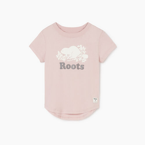 Roots-Kids New Arrivals-Toddler Cooper Beaver T-shirt-Burnished Lilac-A